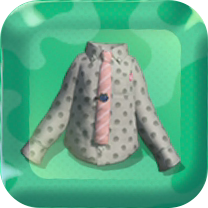 Baby-Jelly Shirt & Tie