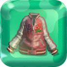 Deep-Octo Satin Jacket