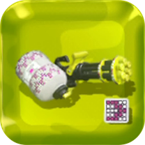 Heavy Splatling Deco
